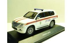 Lexus LX570 МЧС России