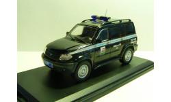 УАЗ 3163 Патриот Полиция Башкирия