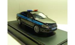 VW Passat B7 Полиция