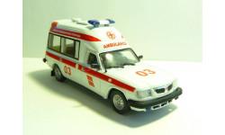 ГАЗ 310221-311 СаматлорНН Реанимобиль