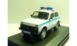 ВАЗ-21213-НИВА Милиция