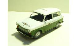 Trabant P601 кузов, масштабная модель, 1:43, 1/43