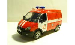 ГАЗ Соболь Пожарная охрана