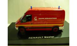 Renault Master Pompiers Norev