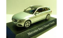 Mercedes-Benz C klasse Estate, масштабная модель, Norev, 1:43, 1/43