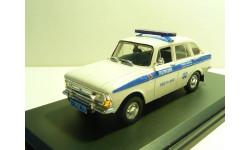 ИЖ 2125 комби Полиция Москва