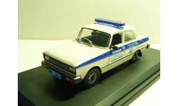 Москвич 2140 SL  Полиция Москва