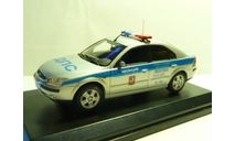 Ford Mondeo Полиция 2 СБ ДПС Москва, масштабная модель, scale43