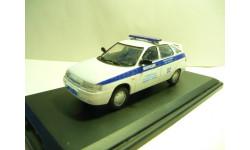ВАЗ 2112 Милиция Москва