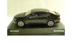 Skoda Superb III, масштабная модель, 1:43, 1/43