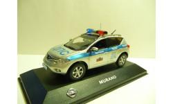 Nissan Murano Полиция ДПС Спецрота