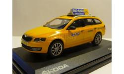 Skoda Octavia A7 Combi Такси