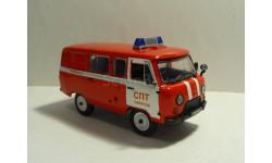 УАЗ 3909 Пожарная охрана
