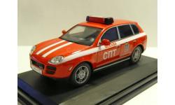 Porsche Cayenne МЧС России Пожарная охрана
