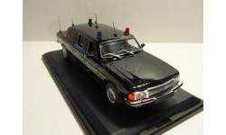 Волга ГАЗ 3102 лимузин ГРУ РФ, масштабная модель, Конверсии мастеров-одиночек, scale43