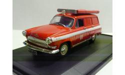 Волга ГАЗ 22 Пожарная охрана