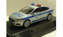 Ford Mondeo Полиция ДПС Тюменская область, масштабная модель, scale43