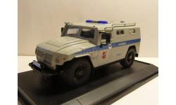 ГАЗ-233036 'Тигр' Полиция ОМОН Москва