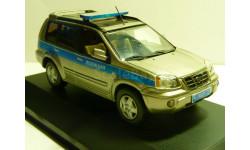 Nissan X-trail Полиция Москва