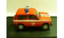 ВАЗ-21213 Пожарная охрана МО, масштабная модель, scale43