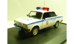 ВАЗ 2107  Милиция ДПС Москва
