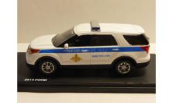 Ford Explorer Полиция МВД России Москва