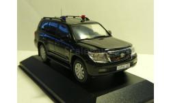 Toyota Land Cruiser 200 2012 ФСО РФ сопровождение