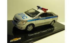 Chevrolet Cobalt LTZ 1.4 2011 Полиция ДПС, масштабная модель, scale43