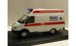 ГАЗ 3234 Медицина катастроф