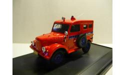 ГАЗ 69 Пожарная охрана СССР, масштабная модель, Конверсии мастеров-одиночек, scale43