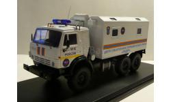 КАМАЗ 53501  МЧС России подвижный пункт управления