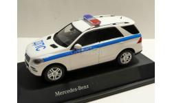 Mercedes-Benz ML Полиция ДПС ЦСН БДД Москва