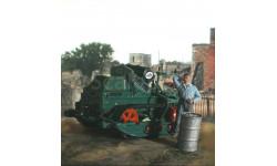 Тракторы Рено и Фордзон