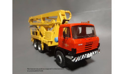 КИТ надстройки бетононасос bpfr M27-23 на Tatra T815