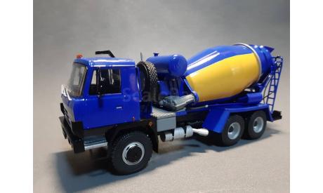 Татра-815 автобетоносмеситель, масштабная модель, Tatra, Kraftsteinmasters, 1:43, 1/43