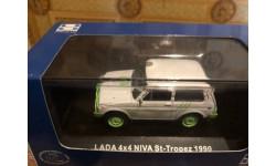 LADA 4X4 Niva St-Tropez 1990