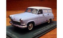 ГАЗ М22А Изотермический фургон НАМИ, масштабная модель, Neo Scale Models, 1:43, 1/43