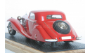Mercedes-Benz 540K W29 coupe 1936 Sindelfingen., масштабная модель, 1:43, 1/43, EMC Пивторак