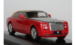 Rolls-Royce Phantom Drophead coupe 2007., масштабная модель, 1:43, 1/43, IXO Road (серии MOC, CLC)