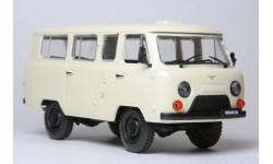 УАЗ-452В. Автолегенды СССР №15