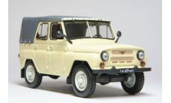 УАЗ-469Б 1975г., масштабная модель, 1:43, 1/43, IST Models