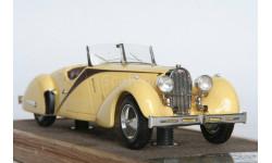 Bugatti type 57 Crand Raid roadster 1935.
