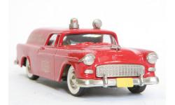 Chevrolet Fire Marshals Truck 1955. BRK 26A