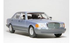 Mercedes-Benz 560 SEL. 1/43