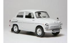 ЗАЗ-965/965А  Автолегенды СССР №17, масштабная модель, 1:43, 1/43