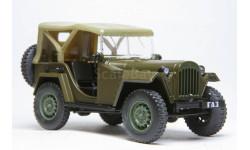 ГАЗ-67Б  Автолегенды СССР №30