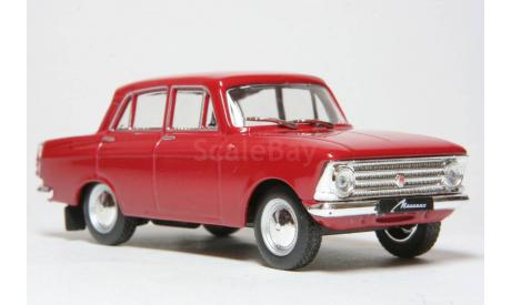 Москвич-408 Автолегенды СССР №12, масштабная модель