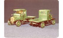 Albion A14 platform truck 1912. KIT 1/43, редкая масштабная модель, scale43, Superscale