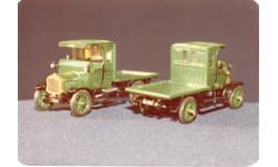 Albion A14 platform truck 1912. KIT 1/43, редкая масштабная модель, 1:43, Superscale