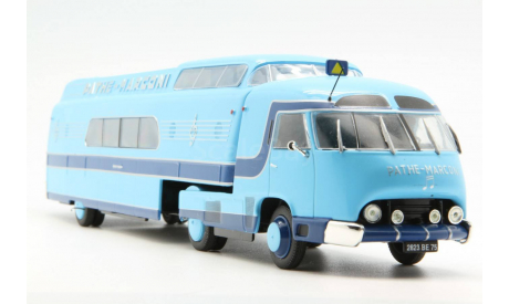 Panhard IE 45 HL Titan 'Pathé-Marconi' 1955. 1:43, масштабная модель, Hachette, scale43